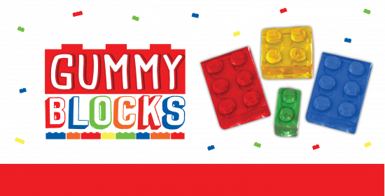 4-D Gummy Blocks