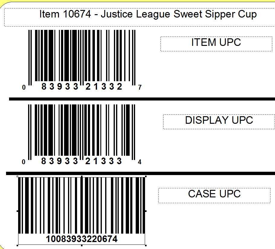 Justice League Batman & Superman Assorted Sweet Sipper Cup