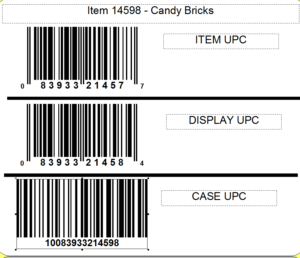 Hilco Candy Bricks