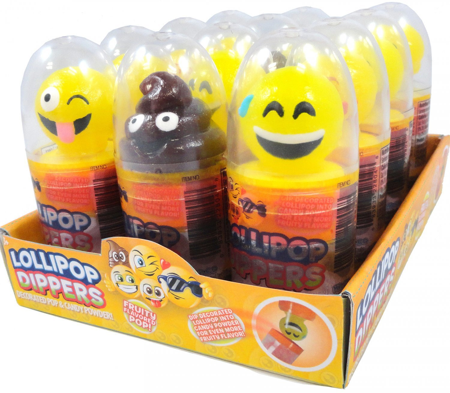 Hilco Expressions Lollipop Dippers
