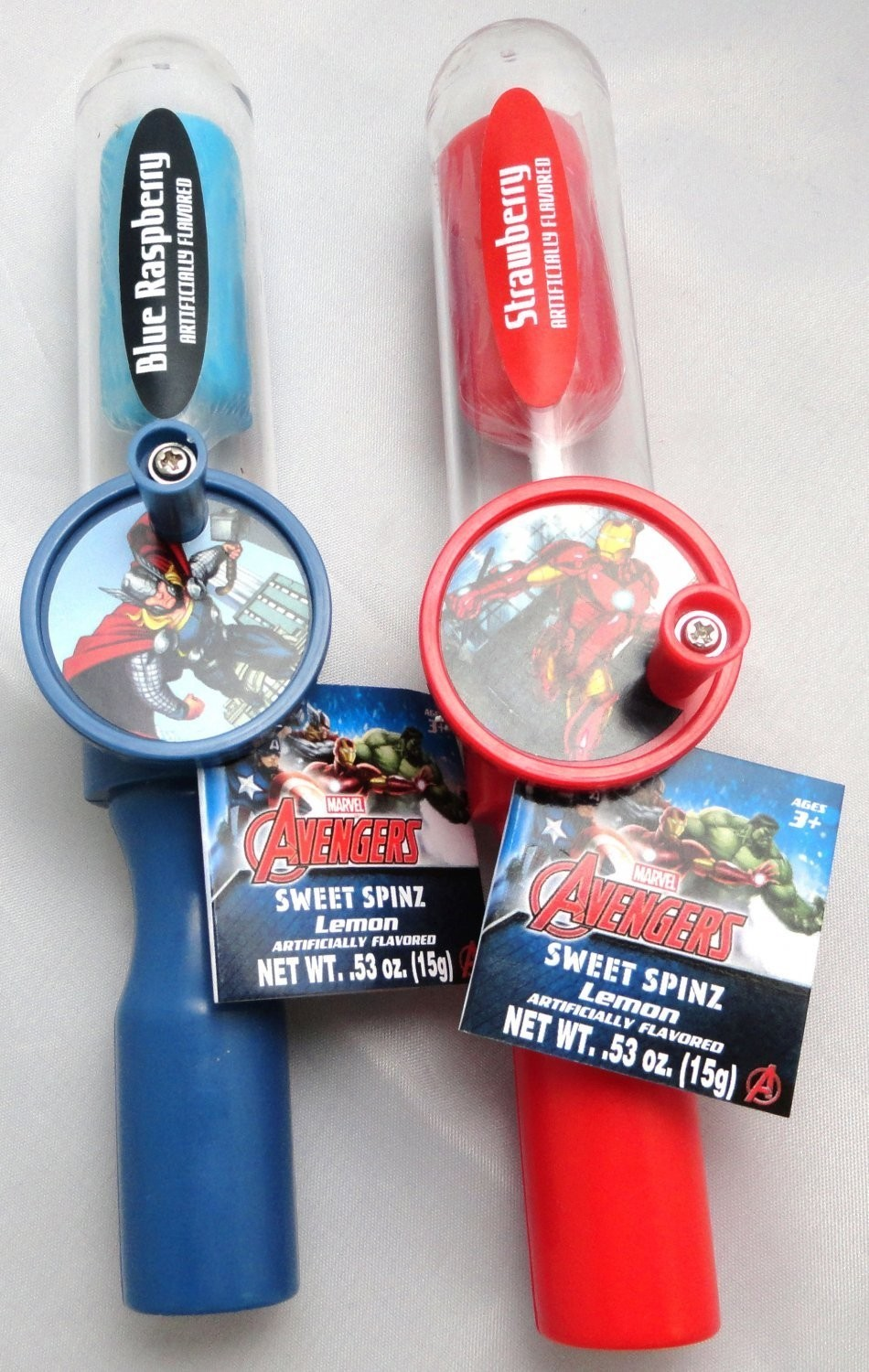 Marvel  Marvel Avengers Sweet Spinz