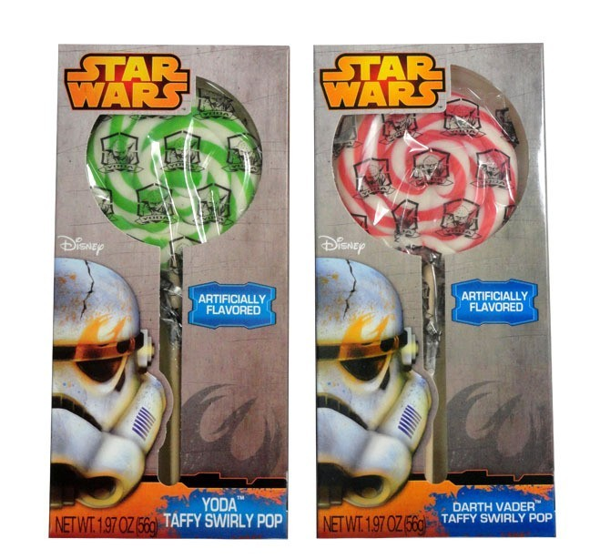 Star Wars Classic Taffy Swirly Pop