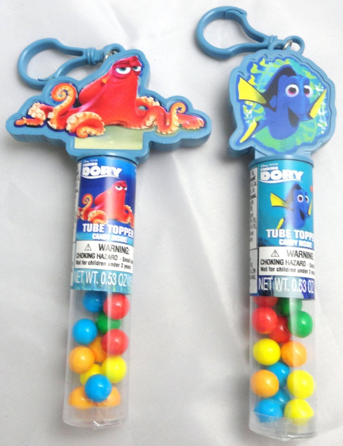 Disney Finding Dory Tube Topper with Key Chain