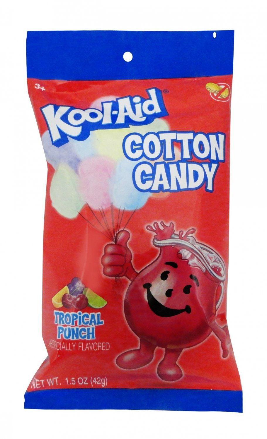 Kool-Aid Kool-Aid Cotton Candy Peg Bag