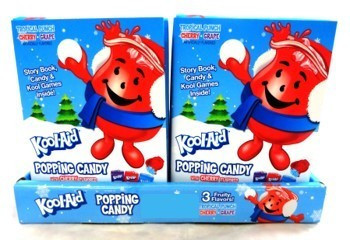 Kool-Aid Kool-Aid 4ct. Popping Candy Holiday Storybook