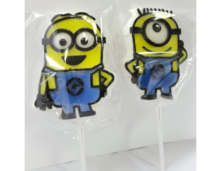 Minions Minions Gummy Mallow Pop