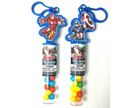 Marvel  Marvel Avengers Collectible Tube Topper with Key Chain