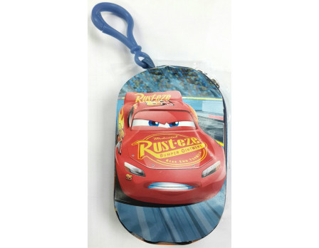 Disney Disney Cars 3 Zipper Tin