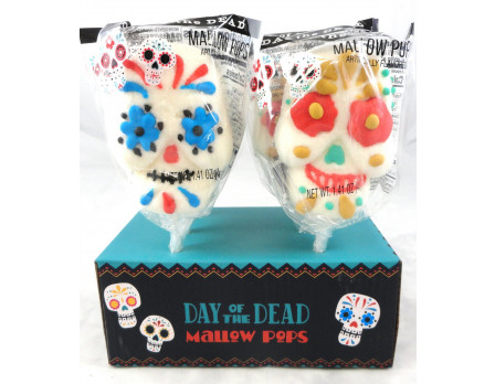 Hilco Day of the Dead Mallow Pops