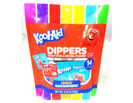 Kool-Aid 14ct. Dipping Candy Gusset Bag