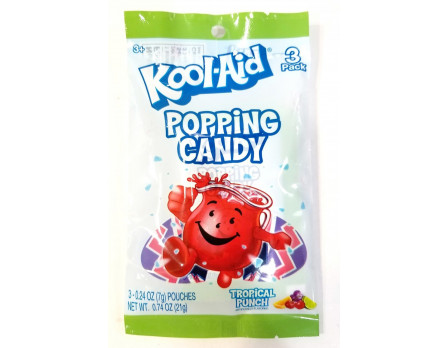 Kool-Aid Kool-Aid Easter 3Pk. Popping Candy Peg Bag