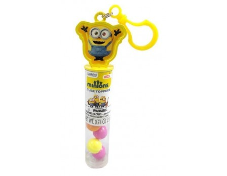 Minions Minions Collectible Tube Topper with Key Chain