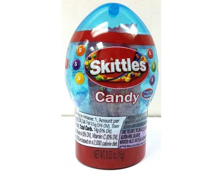 Skittles Skittles Candy Egg Dispenser
