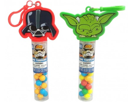 Star Wars Collectible Tube Topper with Key Chain