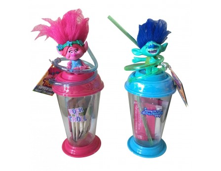 Dreamworks Trolls Trolls Sipper Cup with Taffy