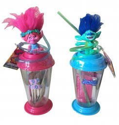 Convenience Store Products Dec. 2016 Article - Trolls Sipper Cups Feature